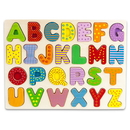 Brybelly Professor Poplar's Wooden Alphabet Puzzle Board