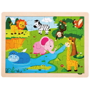 Brybelly Exotic Safari Inset Jigsaw Puzzle