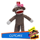 Brybelly Cupcake from The Sock Monkey Family