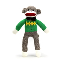 Brybelly Principal Pudding from The Sock Monkey Family