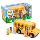 Brybelly Back to School Bus Playset