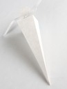Cone Favor Box, White