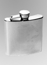 Beverly Clark Stainless Steel Flask with Curve
