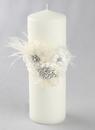 Ivy Lane Design Genevieve Pillar Candle