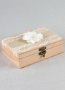 Ivy Lane Design Rustic Garden Ring Bearer Box