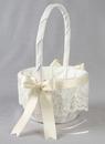 Ivy Lane Design Chantilly Lace Flower Girl Basket