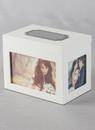 Ivy Lane Design Guest Card Box - White