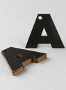 Ivy Lane Design Chalkboard Alphabet tags - 5 pack