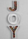 Ivy Lane Design JOY Letter Dish Set