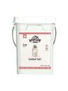 Augason Farms 5-00162 Iodized Salt Certified Gluten Free Long Term Bulk Food Storage 4-Gallon Pail 11,491 Servings