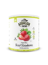 Augason Farms 5-11109 Freeze Dried Sliced Strawberries 6.4 oz #10 Can