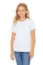 Bella+Canvas 3001y Youth Short Sleeve Tee