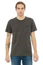 Bella+Canvas 3021 Men's Jersey Short Sleeve Pocket Tee