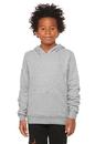 Bella+Canvas 3719y Youth Sponge Fleece Pullover Hoodie