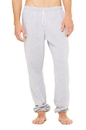 Bella+Canvas 3737 Unisex Sponge Fleece Long Scrunch Pant