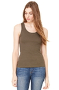 Bella+Canvas 4000 Women's 2x1 Rib Tank