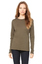 Bella+Canvas 6500 Women's Jersey Long Sleeve Tee