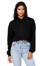 Bella+Canvas 7502 Women's Cropped Fleece Hoodie