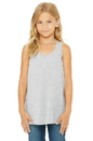 Bella+Canvas 8800y Youth Flowy Racerback Tank