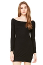 Bella+Canvas 8822 Women's Lightweight Sweater Dress