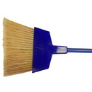 BETTER BRUSH Angle Broom Complete w/Blue Metal Handle