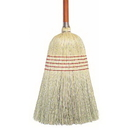 Continental Clean Sweep™ Janitor Corn Broom - 28#, Blend
