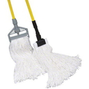 Golden Star Sno-White Rayon Wet Mop - Standard 24 oz.