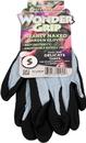 Lfs Glove Wonder Grip Nearly Naked Garden Gloves - Assorted - Small