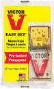 Woodstream Victor Easy Set Mouse Trap - 2 Pack