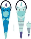Charming Pet Products 68534 Reversible Tuggerz Unicorn/Dragon Toy
