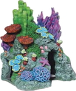 Blue Ribbon Pet Products Exotic Environments Red Sea Hide-Away - Extra Small