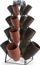 Bloem Ariana Earthtone Planter Display
