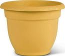 Bloem AP1023 Bloem Ariana Planter With Grid, Earthy Yellow, 10 Inch