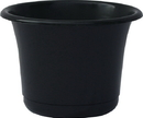 Bloem EP0600 Expressions Planter, Black, 6 Inch