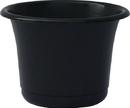 Bloem EP0800 Expressions Planter, Black, 8 Inch