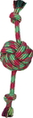 Mammoth Pet Extra Fresh Monkey Fist Ball W/Rope Ends