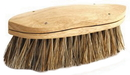 Desert Equestrian Legends Natural Union Charger Heavy Grooming Brush - Natural - 8.25 Inch