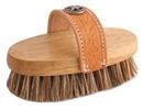 Desert Equestrian Legends Union Cowboy Heavy Grooming Brush - Tan - 7.5 Inch