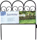 Garden Zone Charleston Classics Jasmine Border Fence