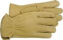 Boss Premium Grain Deerskin Leather Driver Glove - Tan - Small
