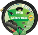 Colorite Swan Soaker Hose - Black - 50 Foot