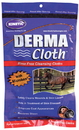 Kinetic Technologies Derma Cloth Rinse Free Cleaning Cloth For Wounds - 8 Pack