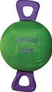 Horsemen S Pride Jolly Tug Ball For Equine - Green - 14 Inch