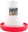 Millside Industries Plastic Poultry Feeder - 17 Pound Cap