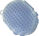 Imported Horse &Supply Gel Scrubbies For Horses - Blue - 6 Inch