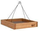Nature's Way Hanging Platform Feeder - Bamboo - 2.25X12X12 In