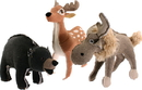 Petsport Forest Friends Dog Toy Assortment