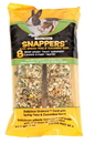 Sunseed Vita Prima Snaps For Pet Rabbits & Guinea Pigs - Peas & Cucumber - 2 Ounce