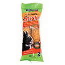 Vitakraft Pet Prod Triple Baked Crunch Sticks - Rabbit - Grains/Carrot - 3 Ounce/2 Pack