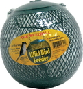Sweet Corn Products No/No Seed Ball Wild Bird Feeder - Green - 6 Inch
